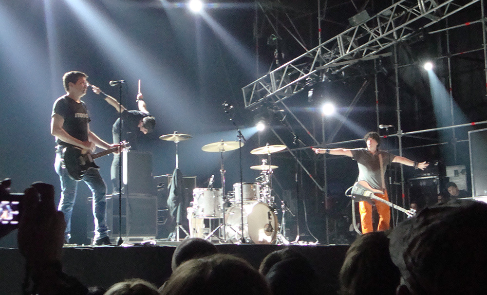 Shellac at Primavera Sound 2012