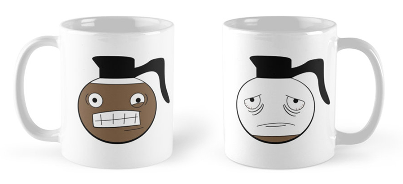 Coffee Mug Design