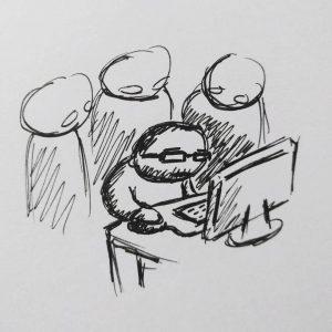 micromanaged illustration