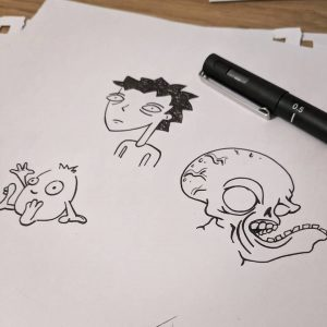 Sketches and Doodles