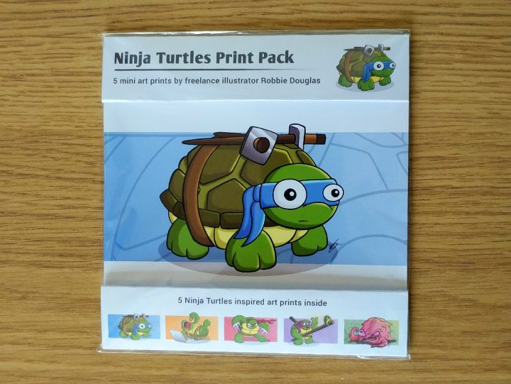 Ninja Turtles Print Pack