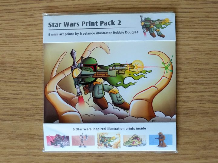 Star Wars Print Pack