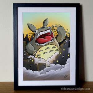 Gift for a Totoro fan