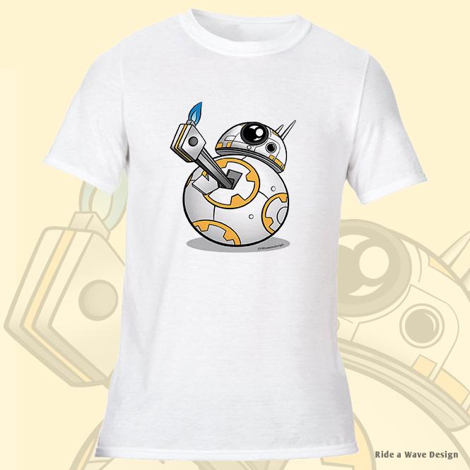 BB8 Star Wars T-Shirt