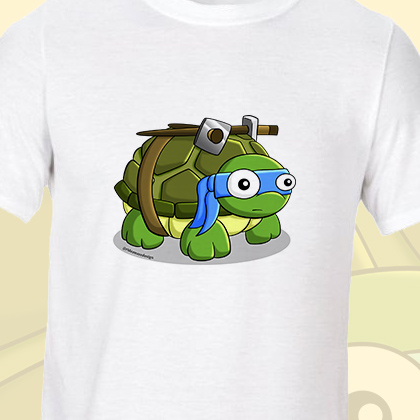 Ninja Turtles TMNT T-Shirt