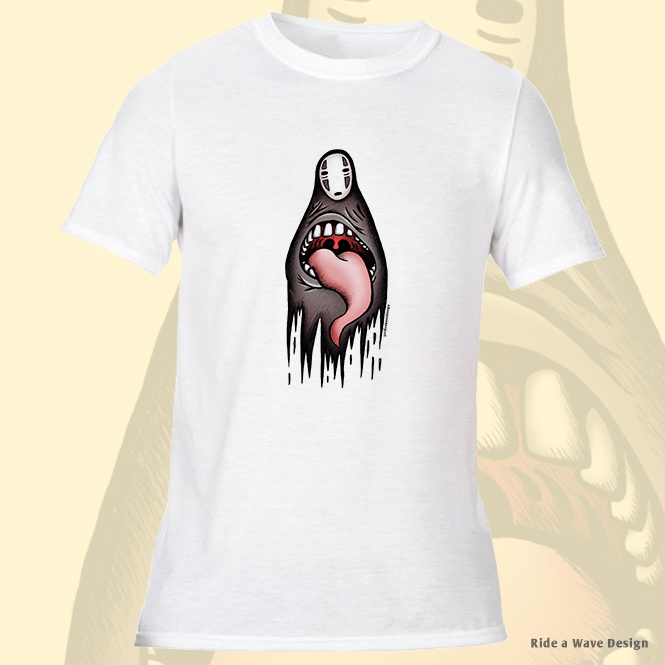 No Face Spirited Away T-Shirt