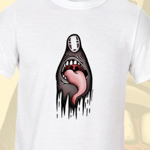 Spirited Away No Face T-Shirt