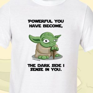 Yoda Star Wars T-Shirt